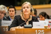 Commission Secretary General Catherine Day in CONT