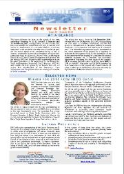 IMCO newsletter - January 2015