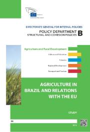 Study: Agriculture in Brazil and Relations with the EU