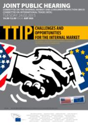 TIP: Challenges and opportunities for the Internal Market (poster)