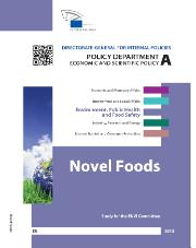 Novel Foods ENVI workshop