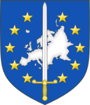 Eurocorps - logo - coat of arms