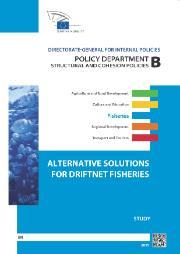 Alternative solutions for driftnet fisheries