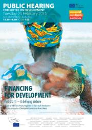 Financing for development (EN)