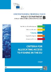 Poster for Criteria for Allocating Access to Fishing in the EU