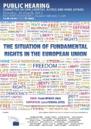 Hearing on the situation of fundamental rights in the European Union