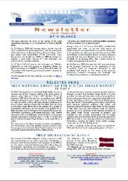 IMCO newsletter - Issue 56 - February 2015
