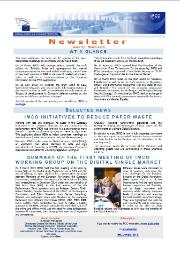 IMCO newsletter - issue 57 - March 2015