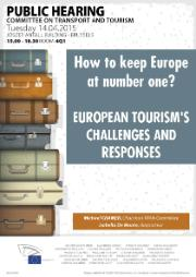 European tourism's challenges and responses