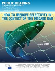 Hearing poster on improving selectivity in the discard ban