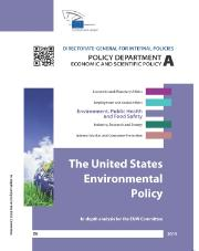 US Environmental policy