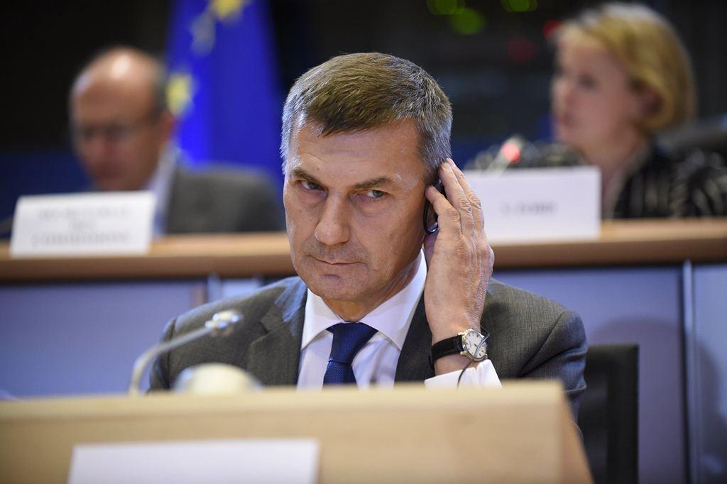 Andrus Ansip, Vice-President responsible for Digital Single Market