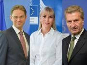 Presentation of the progress of the Commission Work programme by Commissioners Katainen, Bienkowska and Oettinger