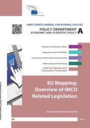 Study on EU Mapping: Overview of Internal Market and Consumer Protection Related Legislation