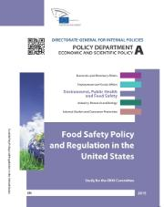 us Food Safety Policy and Regulation
