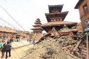 At least 5000 people lost there live during the  earthquake that struck Nepal on 25 April 2015 and millions are effected.