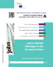 Labour market shortages
