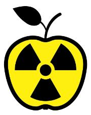 Radioactive contamination of food and feed