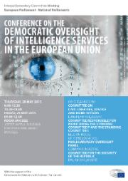Democratic oversights of the intelligence services in EU