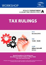Tax rulings across the European Union: Workshop