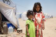 Iraqi internally displaced children (c) EU - DG ECHO