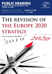 Revision of the Europe 2020 Strategy
