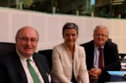 Competition debate - AGRI with Comissioners Verstager and Hogan