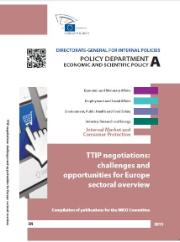 at-a-glance studies on TTIP