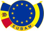 Logo of the EU Border Assistance Mission to the Republic of Moldova and Ukraine (EU BAM)