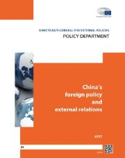 China's Foreign Policy and External Relations