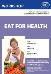 Workshop poster eat for health