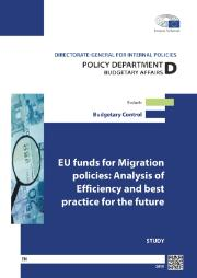 study EU funds for migration policies
