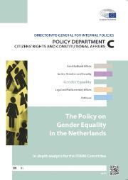 Gender equality in Dutch