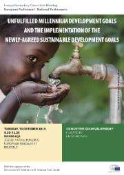 Unfulfilled MDGs and the implementation of the newly-agreed SDGs