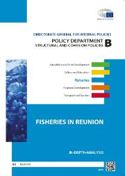Cover page of In-depth-analysis of Fisheries in Reunion