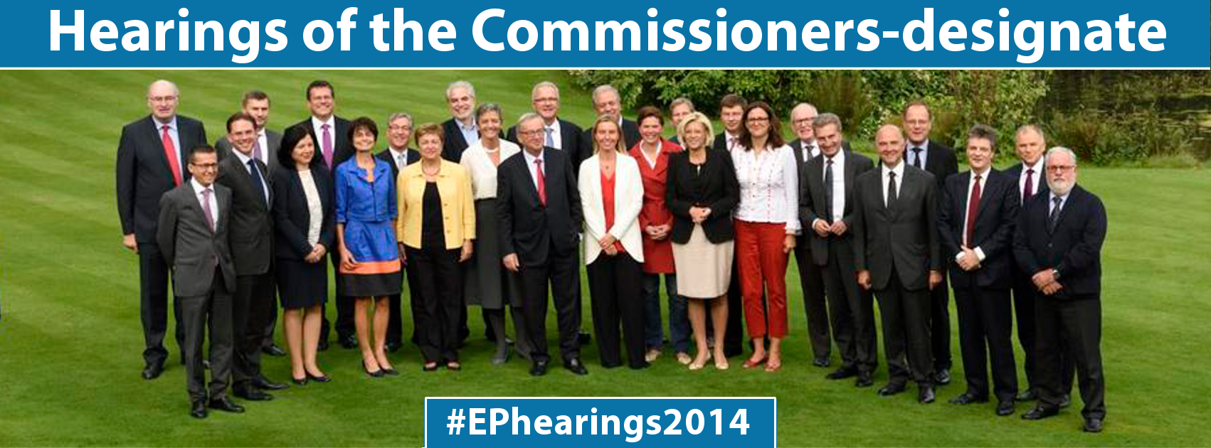In Focus: Hearings of the Commissioners-designate
