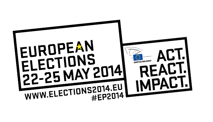 European elections logo