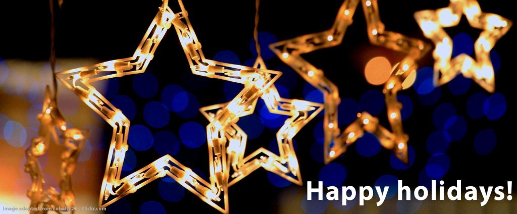In Focus: Happy holidays