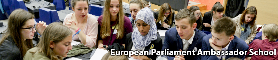Students European Parliament Ambassador School