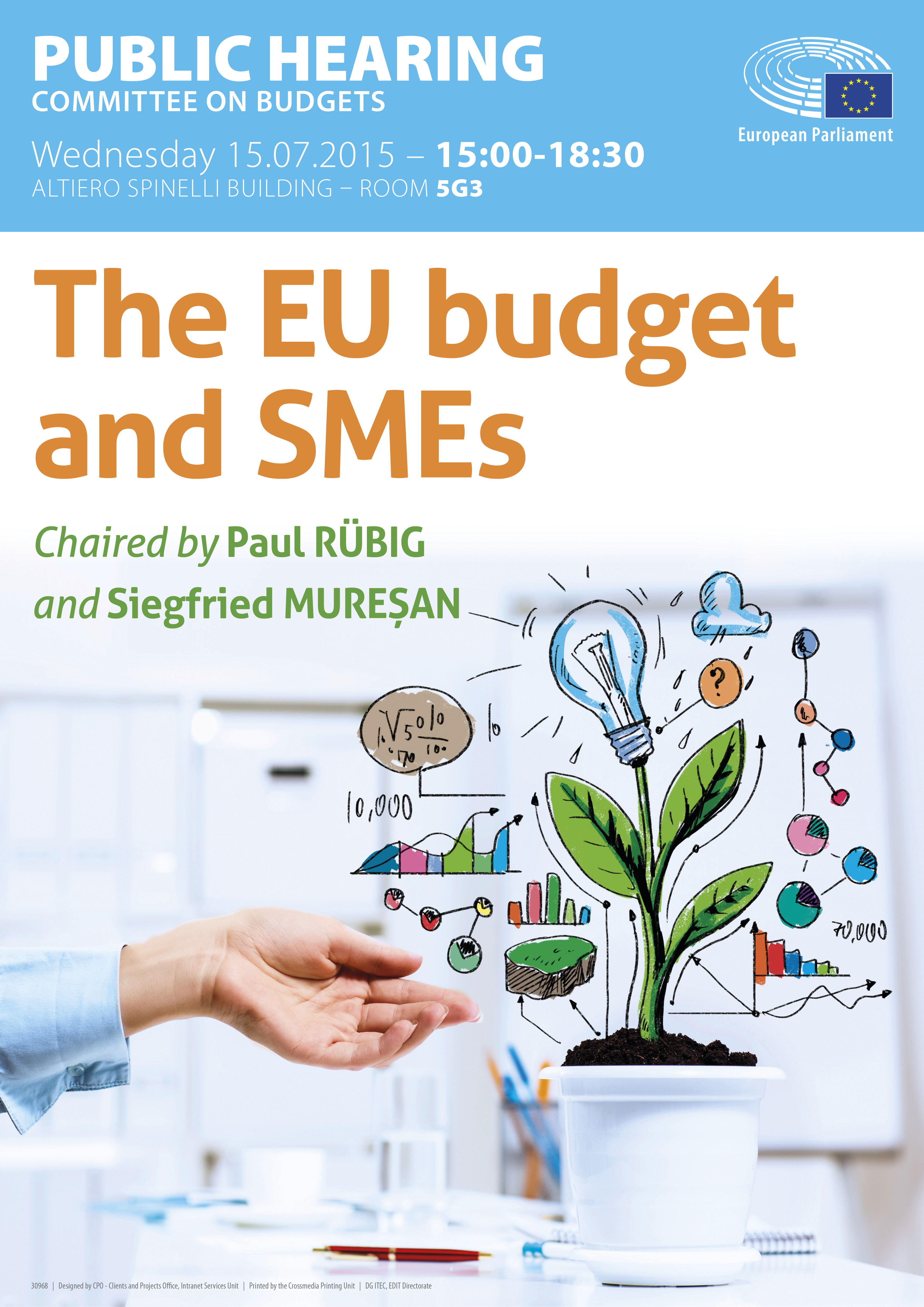 The EU budget and SMEs
