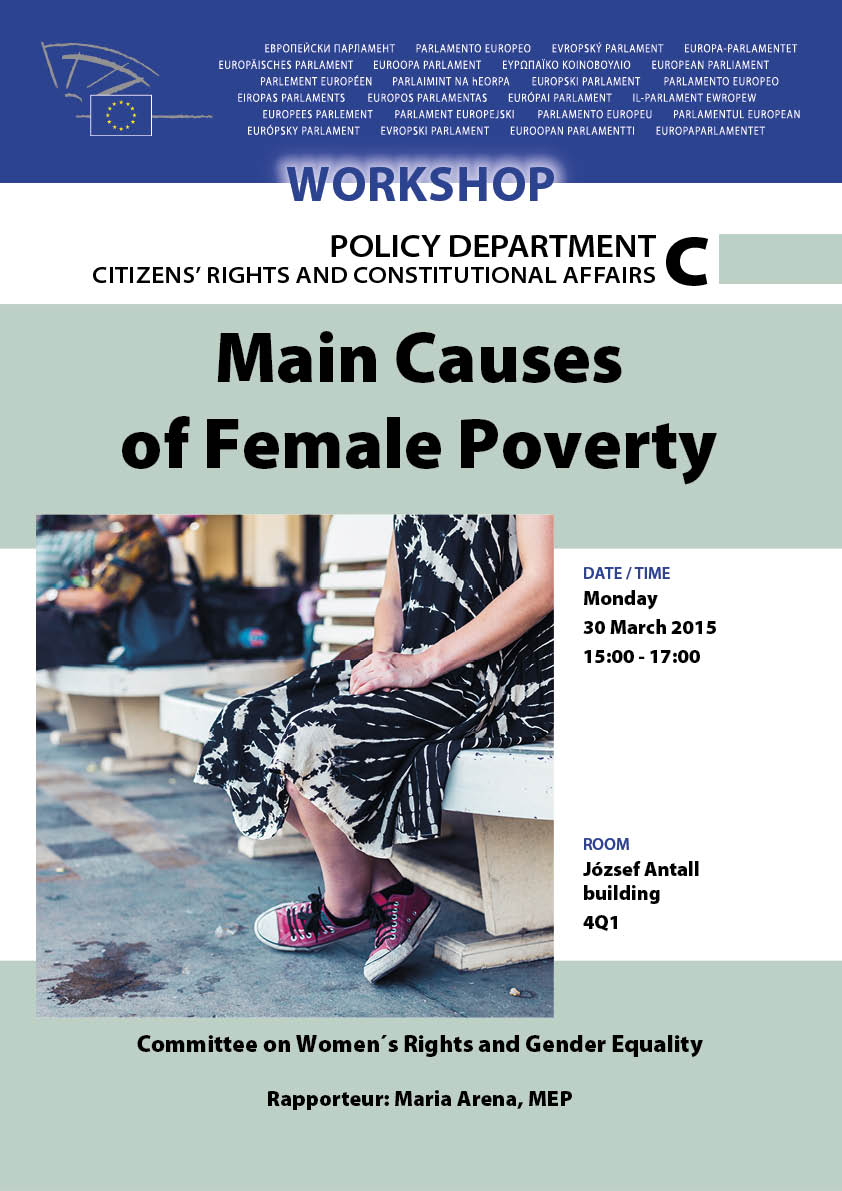 Main Causes of Female Poverty