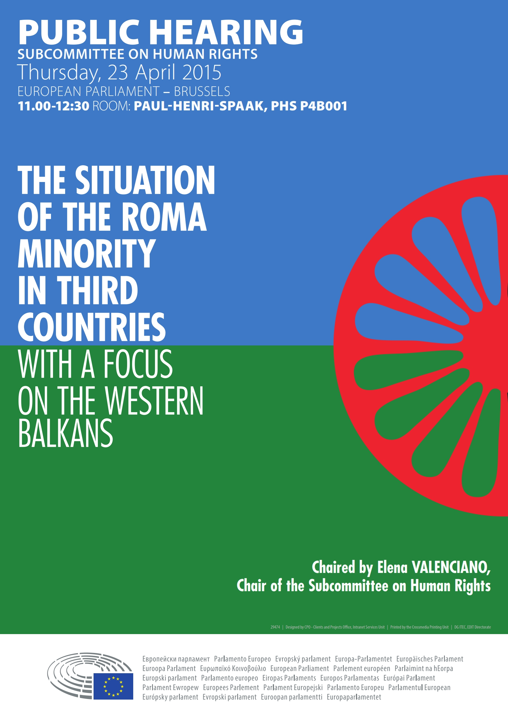 an analysis of roma situation in balkans Preparation of the constraints analysis is a  prevalence of bribery in kosovo and the western balkans  (including energy), the situation in the area of.