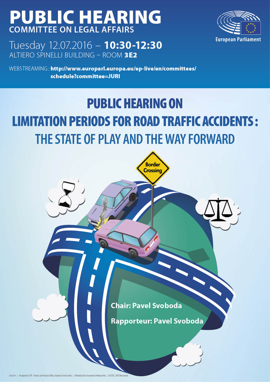 Hearings   Events   JURI   Committees   European Parliament