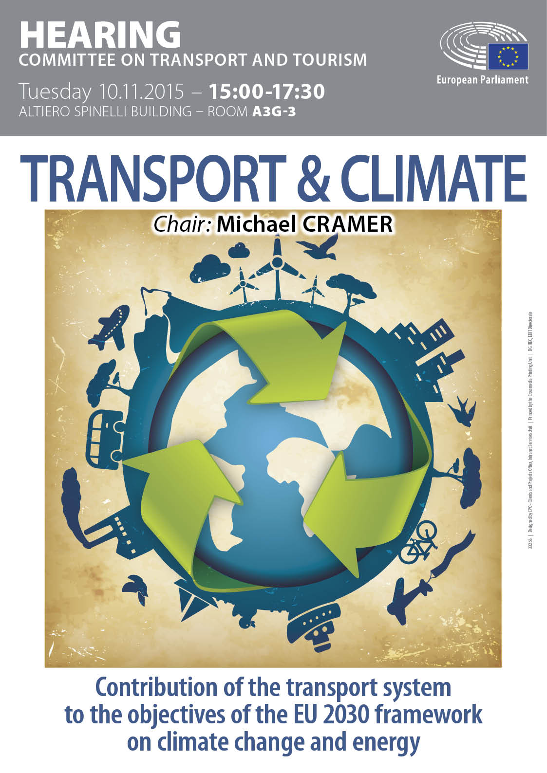 Transport and Climate