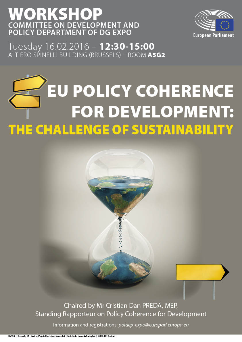 EU Policy Coherence for Development: The challenge of sustainability