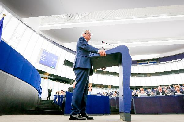 Juncker State Of The European Union Tale