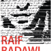 Sakharov Prize 2015 - roll-up Raif Badawi