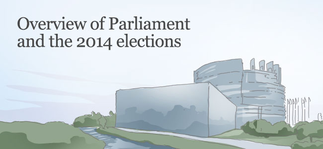 Overview of Parliament and the 2014 elections