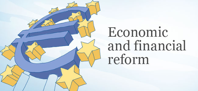 Economic and financial reform