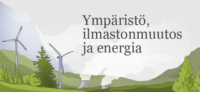 energia ja ympäristö